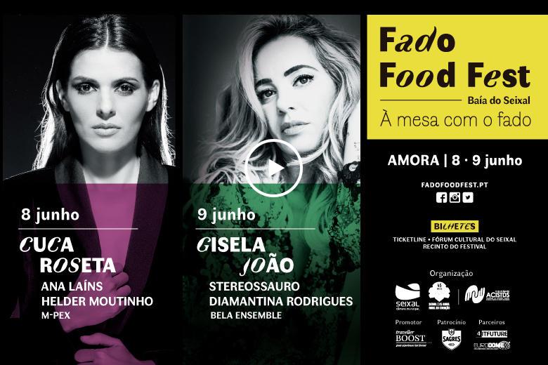 Locução Fado Food Fest 2019