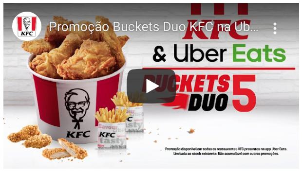 Locução KFC